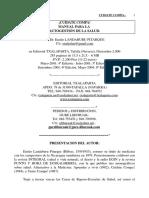 Publicaciones Eneko Landaburu 2000 Cuidate Compa Manual Para La Autogestion de La Salud