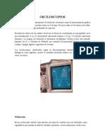 Osciloscopios Lce II