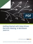 data driven decision making 1 workbook