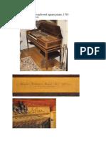 piano rest