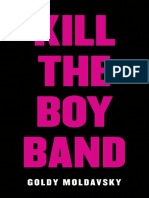 Kill the Boy Band (Excerpt)
