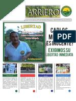 Boletín # 2 de Cahucopana - El Arriero