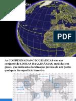 Coordenadas geográficas 28slides