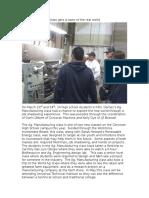 job shadowing article 2011
