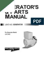 OLXE a.C Generator