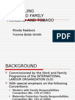 Reconciling Work and Family