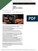 Aposentadoria, Seguro-Desemprego, Domésticos_ Direitos Mudaram Em 2015 - Notícias - UOL Economia