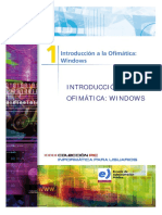 Introduccion a La Ofimatica ( Windows)
