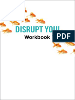 Disrupt You Workbook July 2015