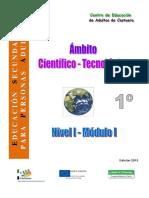 Ambito científico tecnológico N1 M1