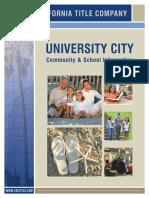 University City Community & School Information