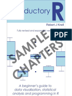 Introductory R Example Chapters