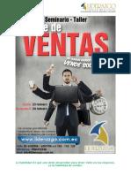 Seminario Cierre de Ventas - Febrero 2016