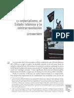 Imperialismo, estado islámico y contrarrevolución