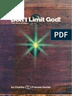 (Epub) Don't Limit God! - Charles & Frances Hunter