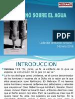La Fe Del Centurion Romano- 05-Enero-2016