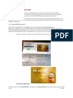 kartu debit gratis