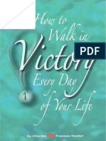 (Epub) How to Walk in Victory Every Day - Charles & Frances Hunter