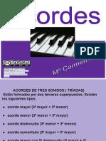 Acordes musicales