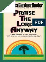 (Epub) Praise the Lord Anyway - Charles & Frances Hunter