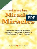 (Epub) Miracles Miracles Miracles - Charles & Frances Hunter