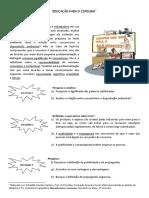 Educação Para o Consumo 2014
