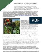 « Conseils bénéfiques faisant un jardin productif »