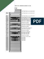 Diagramas Gabinetes en Data center