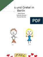 Hans Und Gretel in Berlín