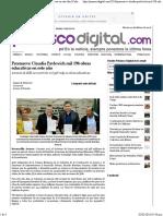 20/01/2016 Promueve Claudia Pavlovich mil 196 obras educativas en este año  Peñasco Digital