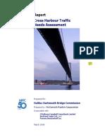 Cross Harbour Traffic Needs