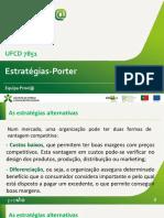 Estratégias Porter