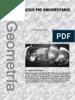 PREUNIVERSITARIO - GEOMETRIA 2°