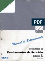 Manual Servicio Motor Gasolina Diesel Operacion Construccion Sistemas Reemplazo Partes Componentes