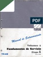 Manual Servicio Sistemas Chasis Suspension Direccion Neumaticos Rueda Disco Alineamiento Ruedas Frenos