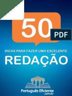 E Book 50 Dicas Professor Matheus Gustavo Gratis