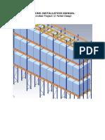 Pushback Racking Installation Manual