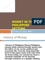 Money in the Philippines