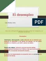 El Desempleo (2)