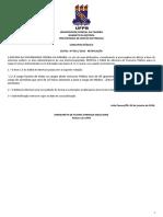 UFPB - Edital Anexo 02