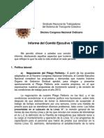 Informe Cen 2012