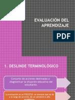 Evaluación Del Aprendizaje 1