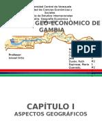 Estudio Geo-económico de Gambia