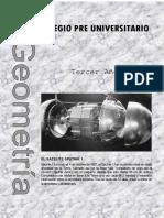 PREUNIVERSITARIO - GEOMETRIA 3°
