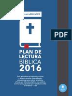 Plan Lectura Anual