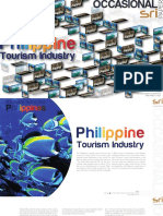 Philippine Tourism Industry (2013)