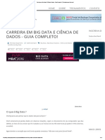 Carreira Em Big Data e Ciência de Dados - Guia Completo! _ Tecnologia Que Interessa!