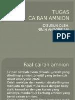 Cairan Amnion