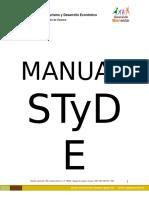 Manual Styde Actualización 1 de AgO 2O15
