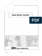 1.Main Engine Final Plan Drawing